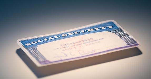 Your Social Security card is easy to steal | Tetra Images/Getty Images