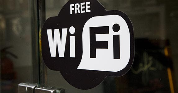 Public Wi-Fi is not secure | Grady Coppell/Photographer's Choice RF/Getty Images