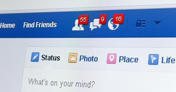 Social media is full of personal information © nevodka/Shutterstock.com