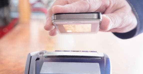 Mobile payment reader | REB Images/Blend Images/Getty Images