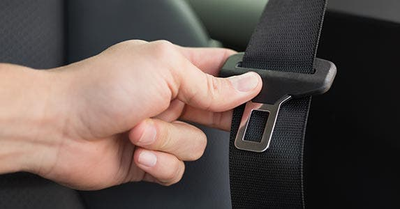 Keep your seatbelt fastened © wavebreakmedia/Shutterstock.com