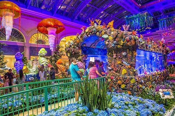 Bellagio, Las Vegas | Kobby Dagan/Shutterstock.com