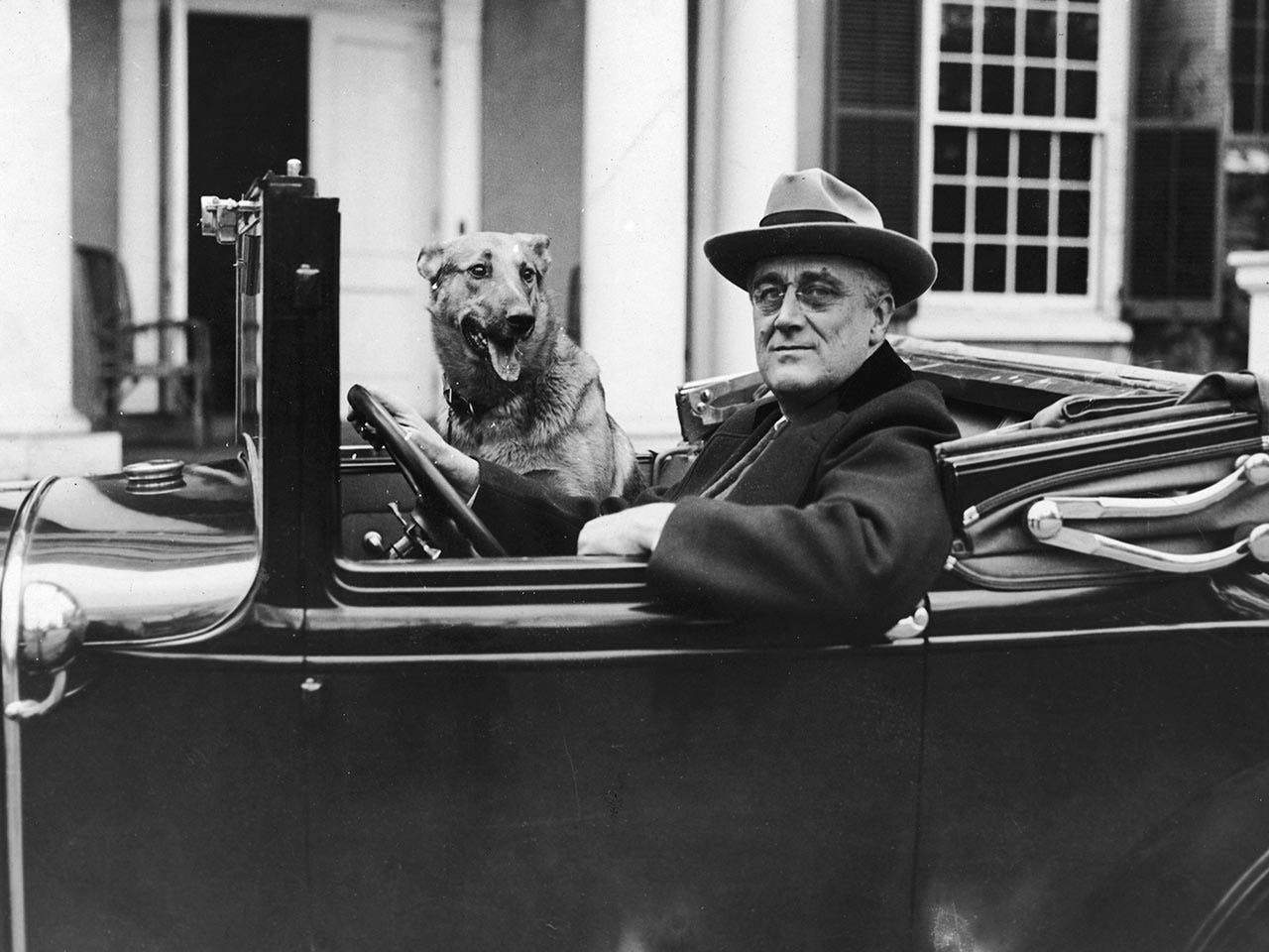 Franklin Roosevelt | FPG/Getty Images