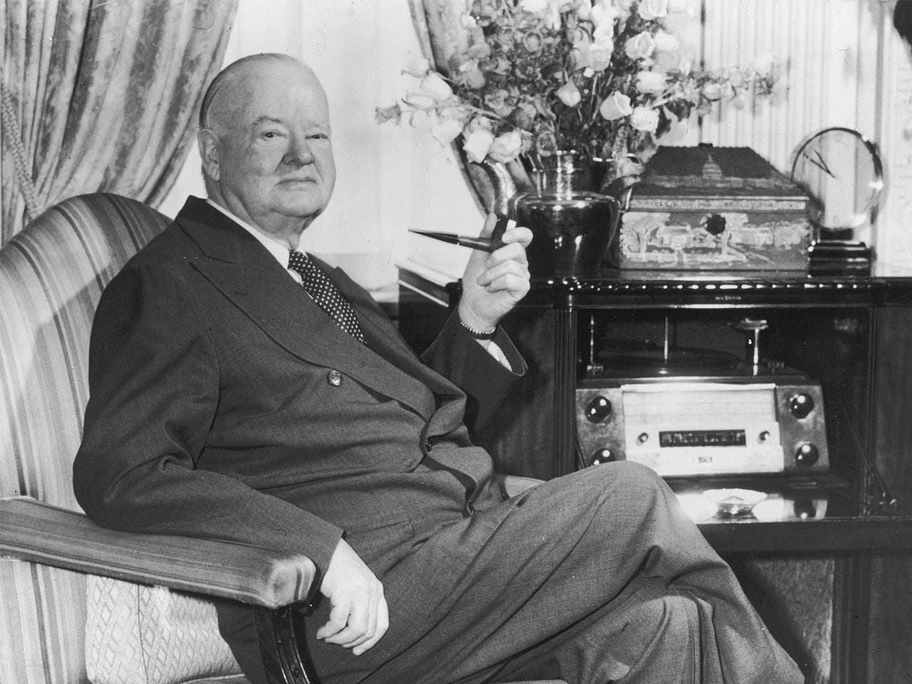 Herbert Hoover | Hulton Archive/Getty Images