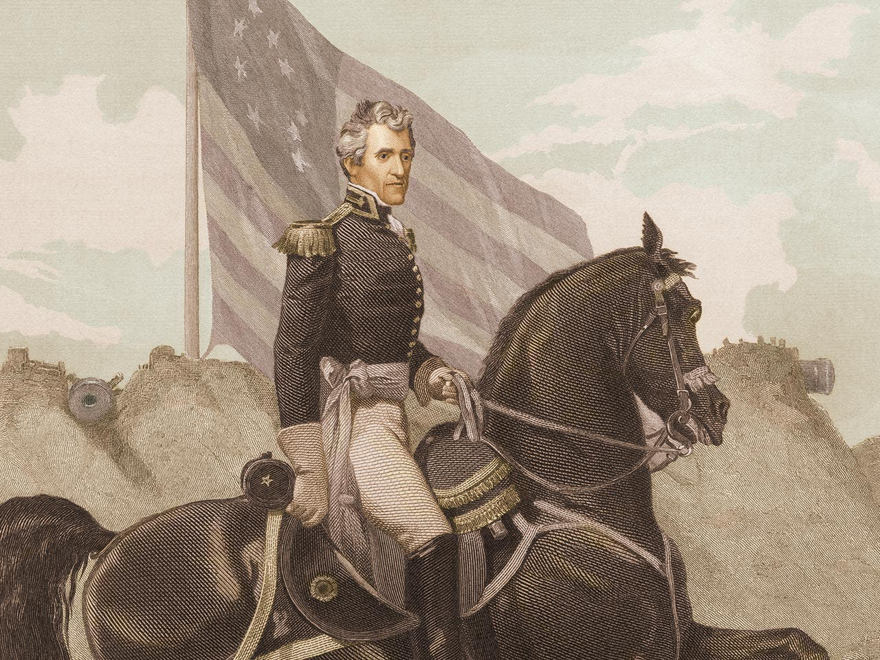 Andrew Jackson | Stock Montage/Getty Images