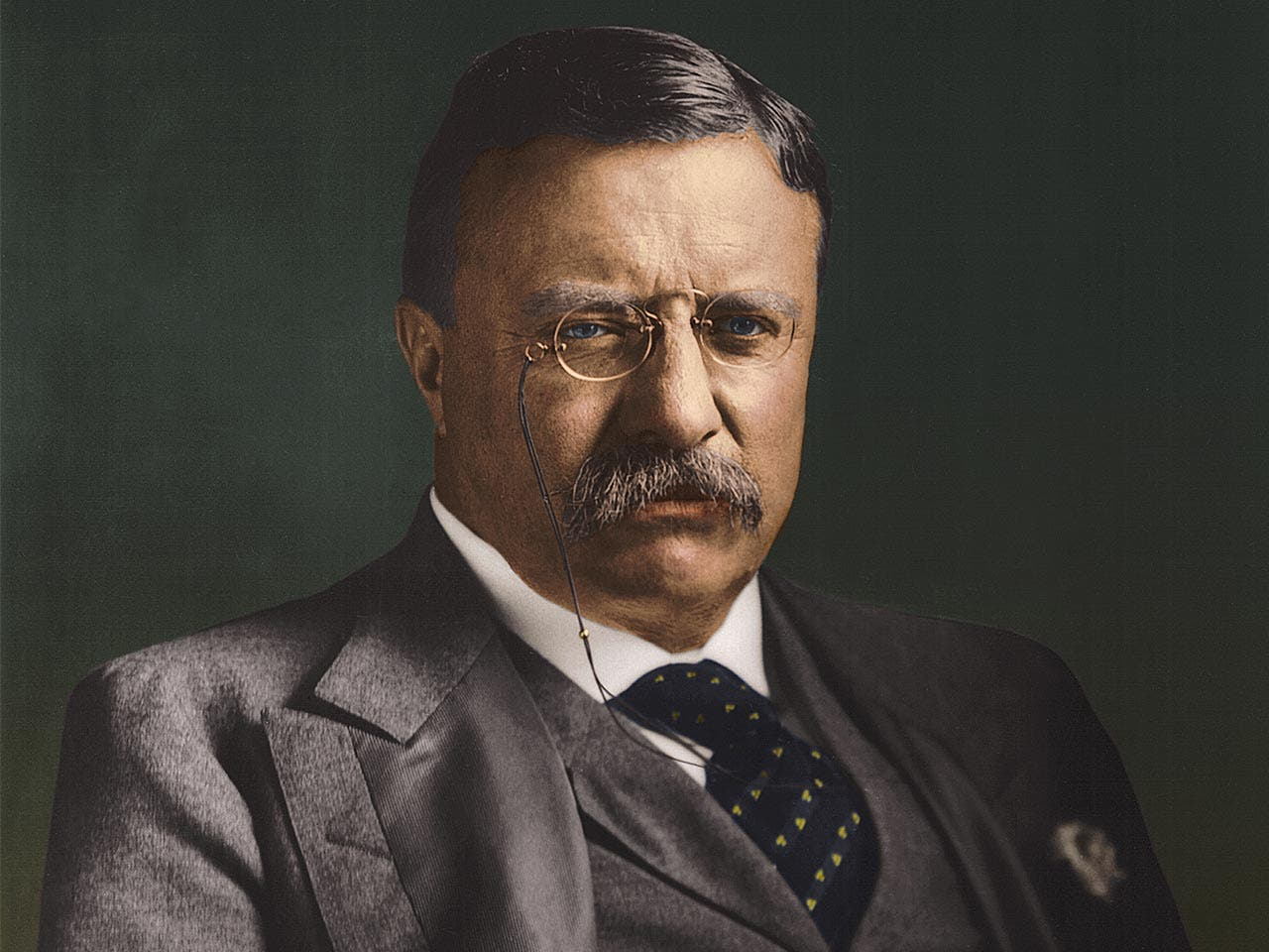Theodore Roosevelt | Stock Montage/Getty Images
