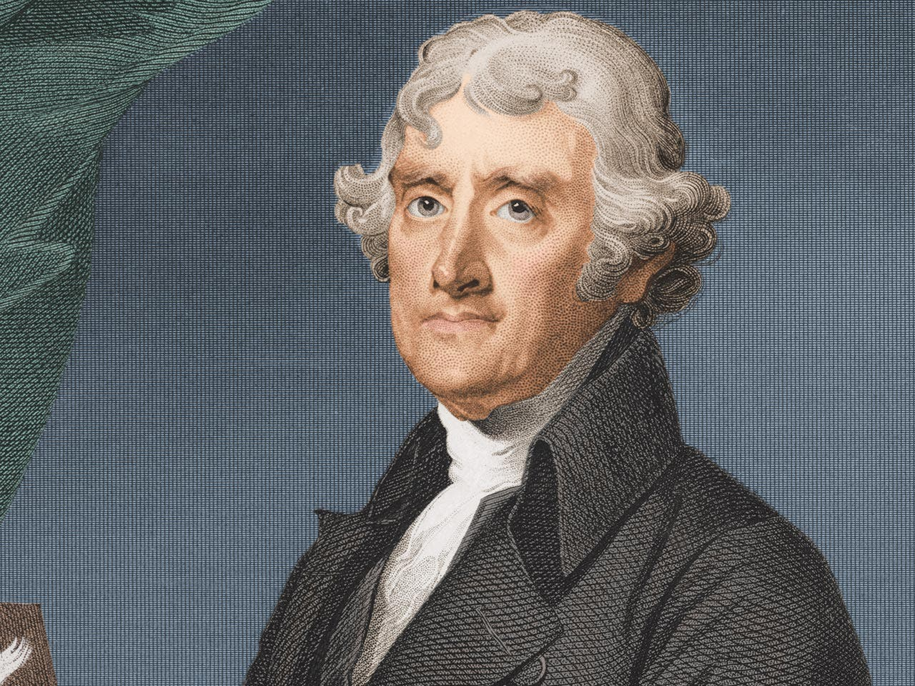Thomas Jefferson | Stock Montage/Getty Images
