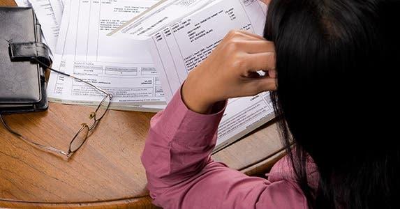 Reduce your debt © Arto - Fotolia.com