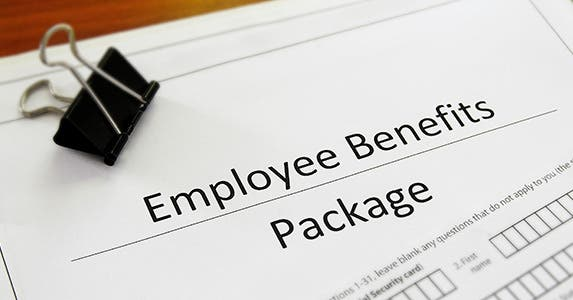 Max out your employee benefits © zimmytws/Shutterstock.com