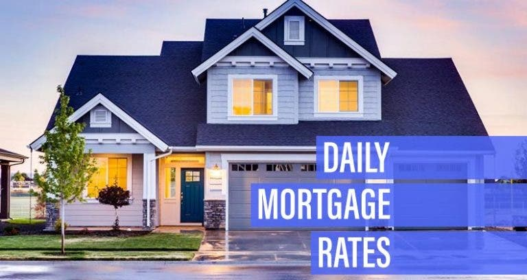 Mortgage Interest Rates Today, May 29, 2020 | Important rate trends upward
