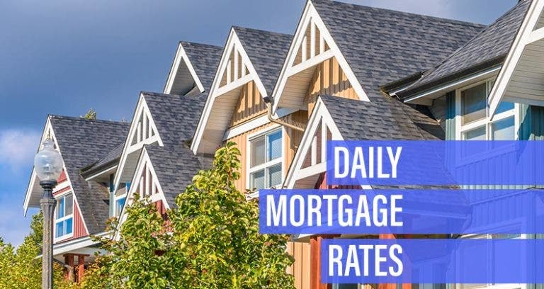 Mortgage Rate Watch - cover