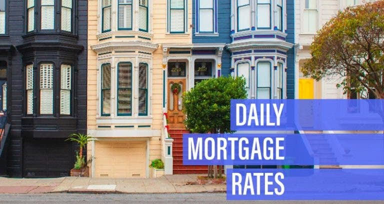 Today's Mortgage Rates, May 25, 2020 | Benchmark rate up