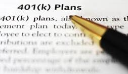 Considerations for defined contribution plans