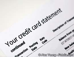 Keep opening those card statements