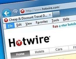 Discover what's so hot about Hotwire