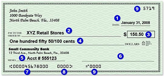 how to u0026 39 s wiki 88  how to fill out a check for 1000 dollars