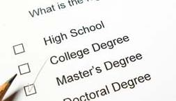 Do you really need a masters degree?