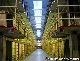 Alcatraz has hold on fright fans