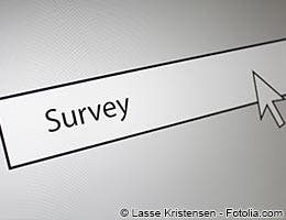 Take an online survey