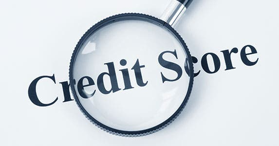 There's more than 1 version of your credit score © Feng Yu/Shutterstock.com