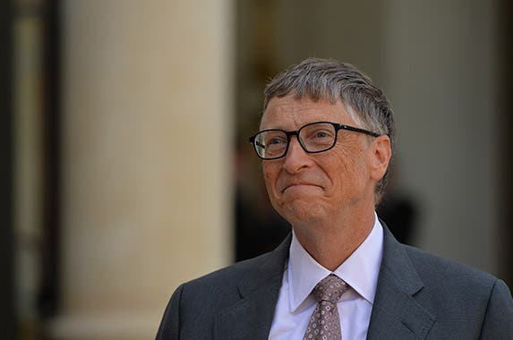 Bill Gates © Christian Liewig/Liewig Media Sports/Corbis