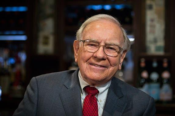 Warren Buffett © LUCAS JACKSON/Reuters/Corbis