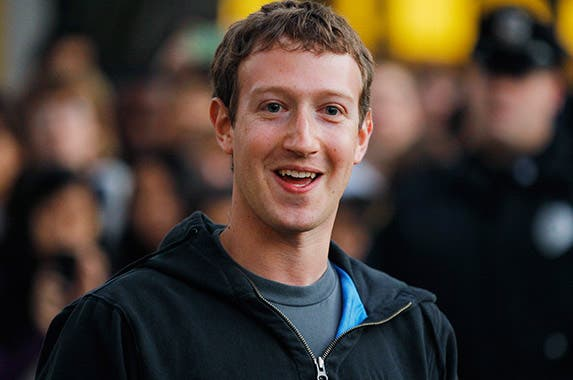 Mark Zuckerberg © BRIAN SNYDER/Reuters/Corbis