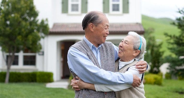 Tired of making house payments? A reverse mortgage can end them