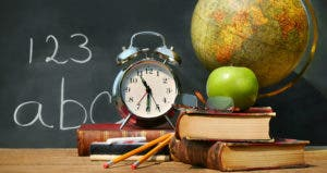 School supplies © Sandra Cunningham / Fotolia.com