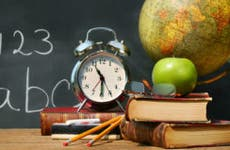 School supplies © Sandra Cunningham / Fotolia.com
