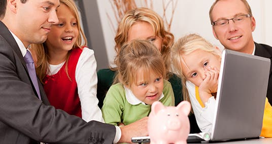 Best savings options for grandchildren