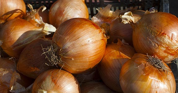 Sweet onions | Elisa Cicinelli/Photographer'sChoice RF/Getty Images