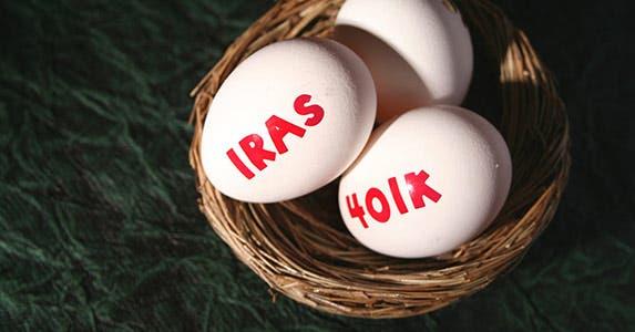 401(k) or IRA loan © iStock