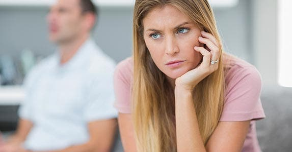 Frustrated wife considers divorce