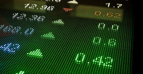 Stocks defy gravity | iStock.com
