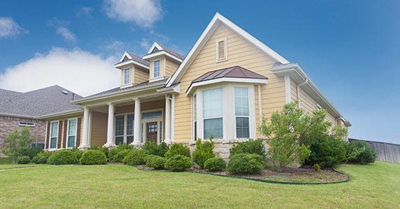 Home insurance: Bad credit raises the roof © iStock