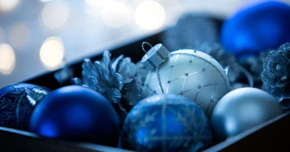 Holiday decor and decorations © iStock