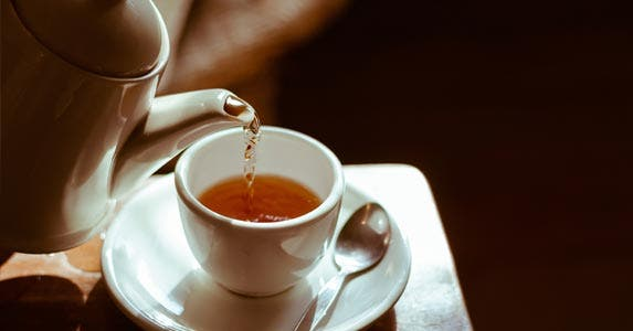 Varieties of tea © iStock
