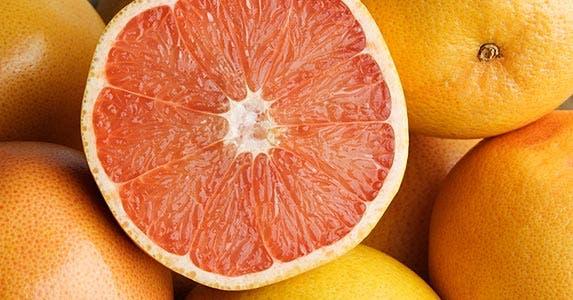 Citrus, pears © iStock