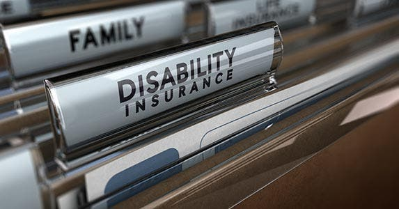 May: Buy disability insurance | iStock.com/Olivier Le Moal