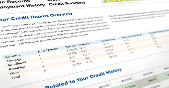 October: Check your credit report | iStock.com/SpiffyJ