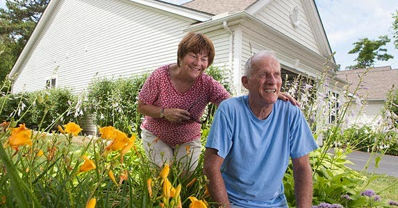 55 and older communities | Hunstock/Getty Images