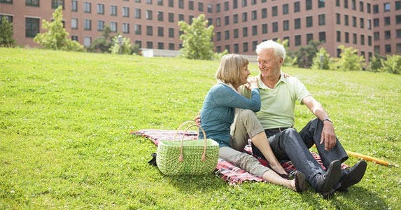 Continuing care retirement community | Michal Krakowiak/E+/Getty Images