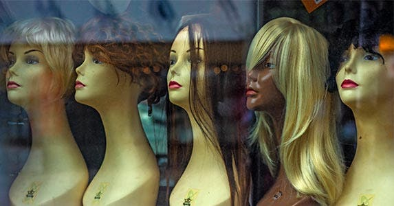 From wigs to riches | Chris Clor/Getty Images