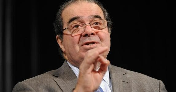US Supreme Court Justice Antonin Scalia | JEWEL SAMAD/AFP/Getty Images