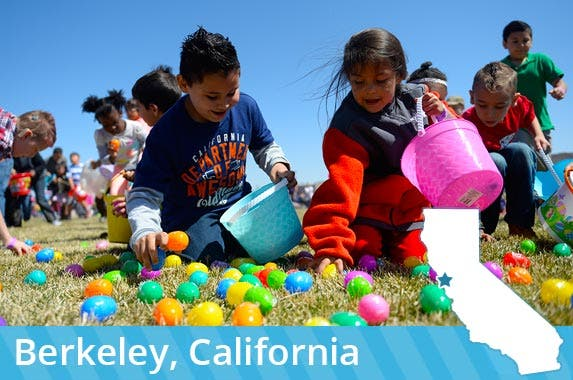 California: Eggster festival | Brent Lewis/Denver Post/Getty Images