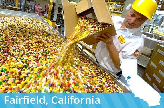 California: Jelly bean factory   David Paul Morris/Getty Images