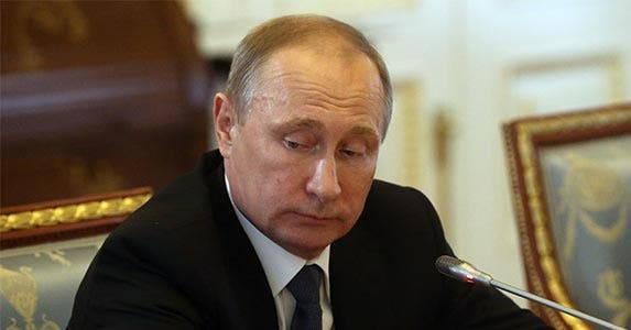 No more 'Sadimir Putin' memes in Russia | Mikhail Svetlov/Getty Images