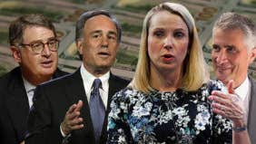 6 CEOs with excessive executive compensation packages