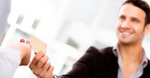 Business credit cards © Andresr/Shutterstock.com